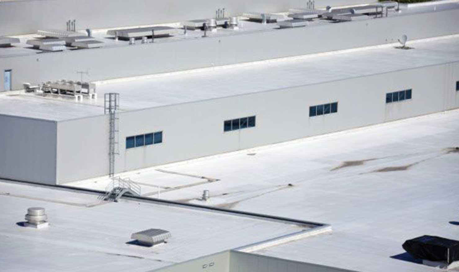 Commercial Metal Roofing in Edmonton by MD Roofing