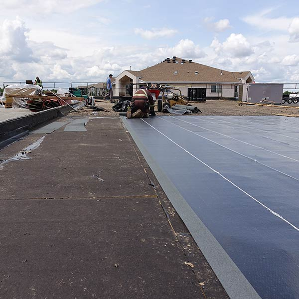 How to Fix a Flat Roof